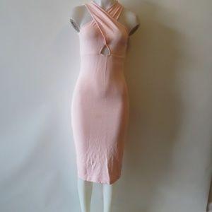 ASOS Dresses - NWT ASOS MIDI SLEEVELESS RIBBED FITTED DRESS SZ 6*